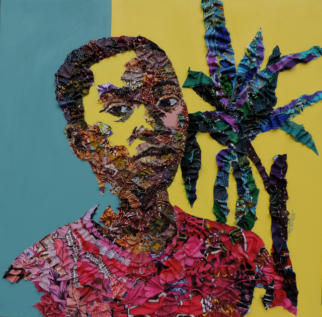 Marcellina Akpojotor, 'Young One (Conversations)', 2019, Rele