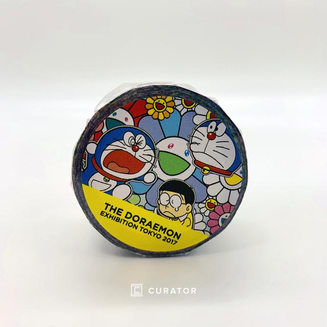 Takashi Murakami, 'TAKASHI MURAKAMI x DORAEMON Sticker', 2017, Curator Style