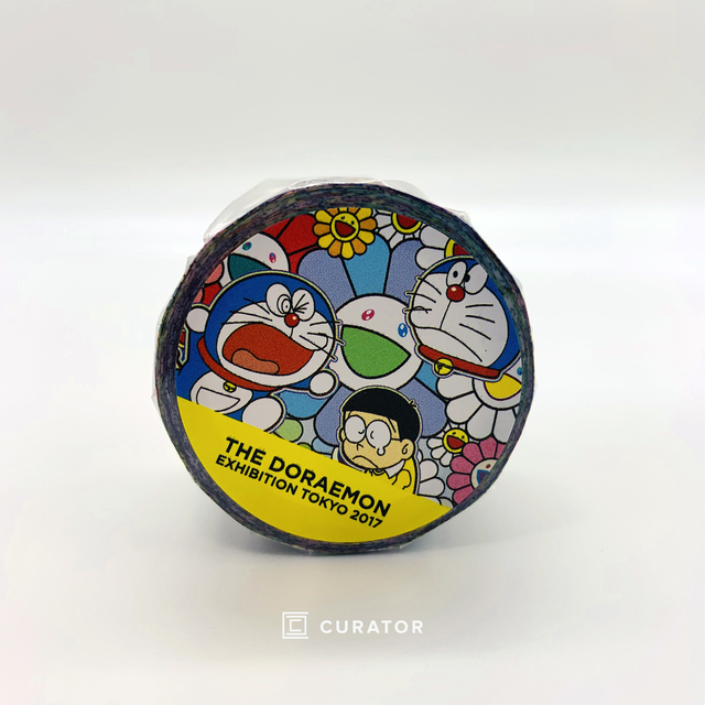 Takashi Murakami, 'TAKASHI MURAKAMI x DORAEMON Sticker', 2017, Print, Sticker, Curator Style