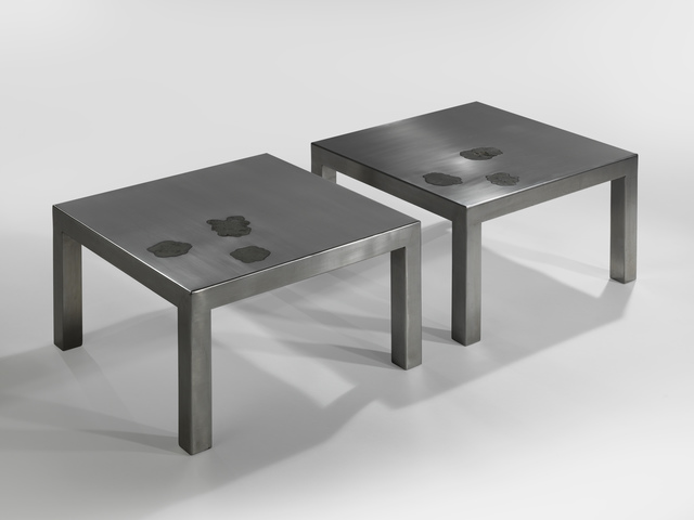 , 'Pair of Coffee Tables,' 1970, Demisch Danant