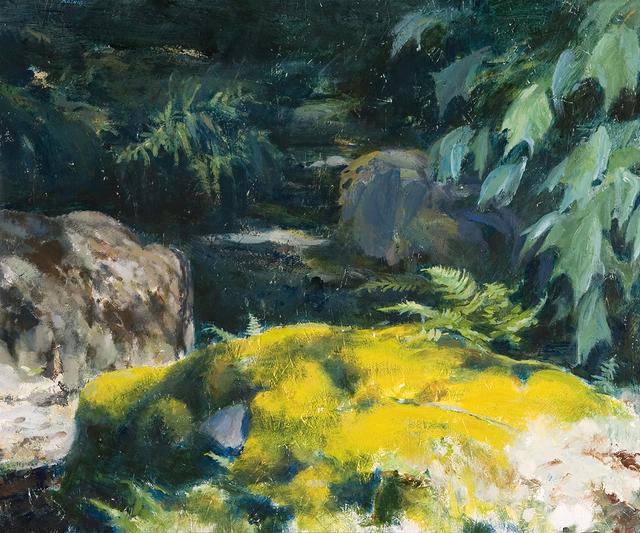 , 'Deep Woods I Lycopodium,' , Dowling Walsh
