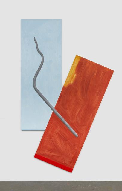 , 'Cusp,' 2017, James Fuentes