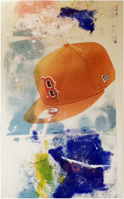 , 'Boston Orange Cap,' 2015, Hanmi Gallery