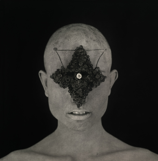 ", 'From the Series ""Silent Mutation"",' 1995, Photon Gallery"