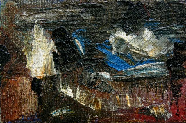 , 'Sans titre,' 1948, Canadian Art Group