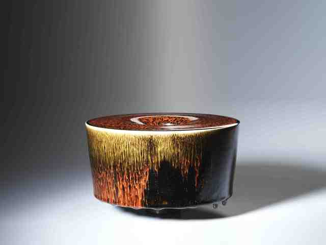 , 'Oxblood over Temmoku Glaze,' , Taste Contemporary