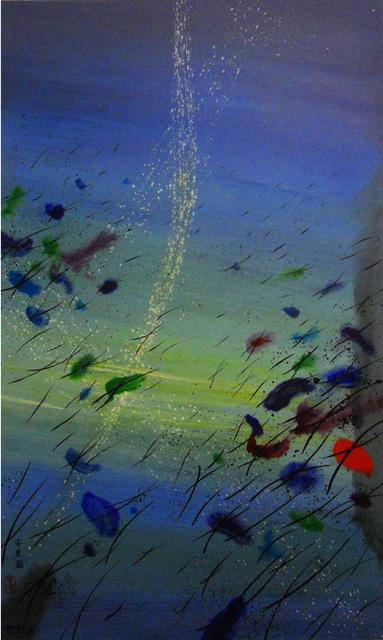 Don Ahn, 'Underwater', 1999, Walter Wickiser Gallery