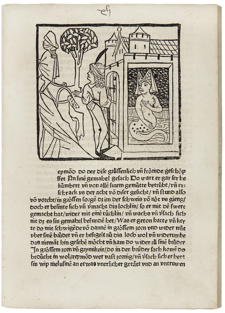 , 'Sammelband with six popular illustrated German literary works,' 1477-1489, Dr. Jörn Günther Rare Books