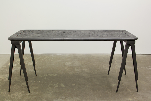 , 'Custom Table (2),' 2015, David Petersen Gallery