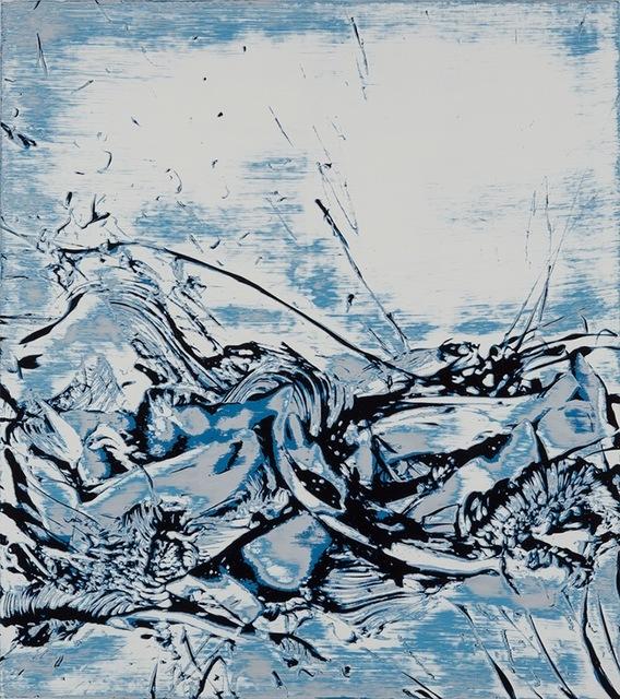 , 'Wayang Samudra,' 2015, Tim Klingender Fine Art