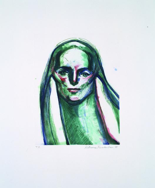 Katsura Funakoshi, 'The Green Sphinx', 2008, Aki Gallery