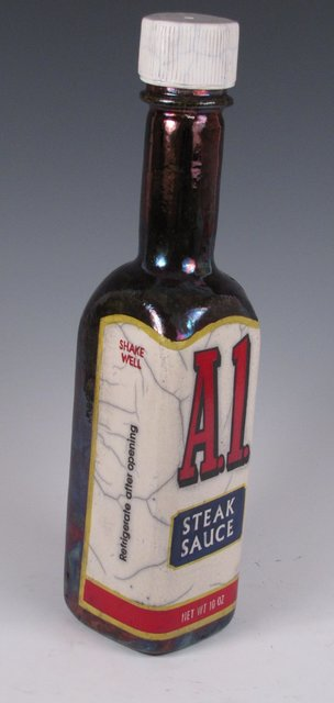 , 'A-1 Sauce Bottle,' , CODA Gallery