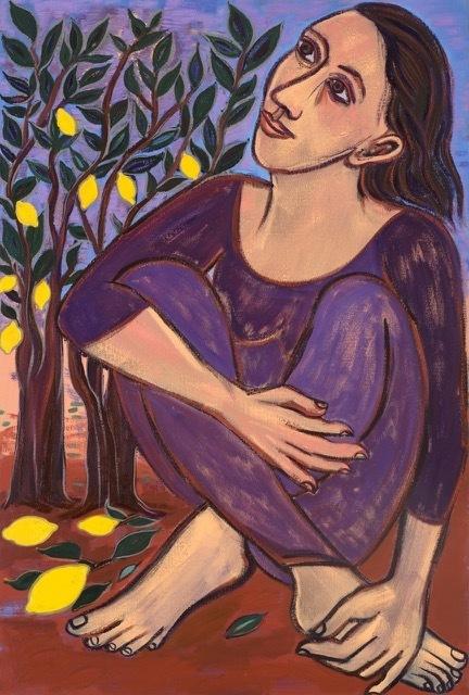 , 'Lemon Tree,' 2017, Letitia Gallery
