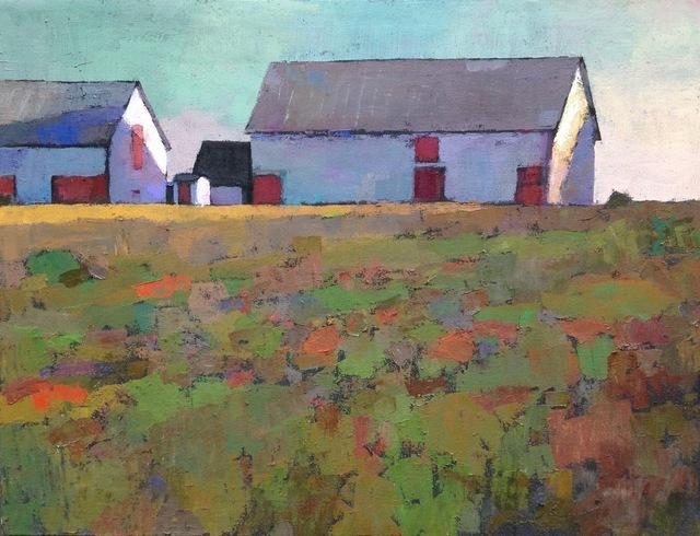 , 'Barn Complex,' 2010-2017, Eisenhauer Gallery
