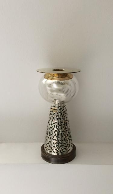 , 'German Silver Vase, Collection Bharata ,' 1985, ammann//gallery