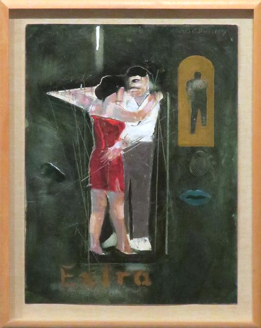 , 'Extra,' 1993, Etherton Gallery