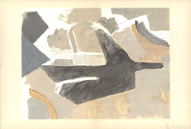 Georges Braque, 'Untitled', 1967, ArtWise