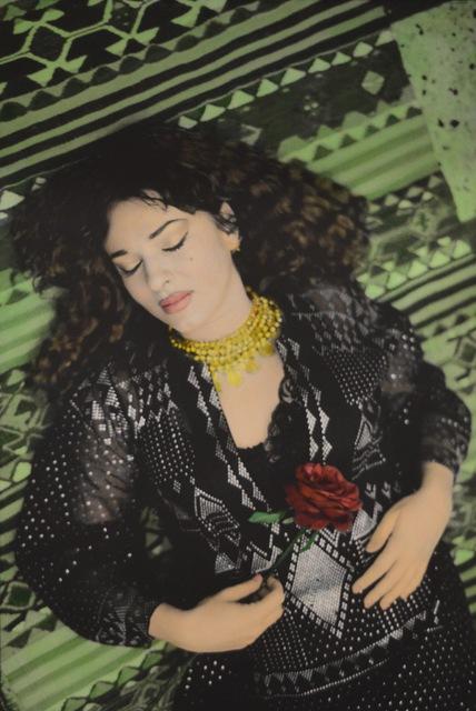 , 'Mon amie la Rose, Natacha Atlas, Cairo 2000,' 2000, Galerie Nathalie Obadia