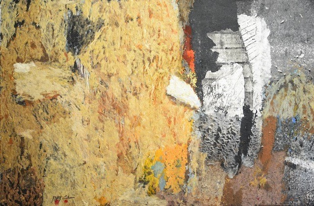 , 'Hangjin (Parade),' 2018, Russell Collection