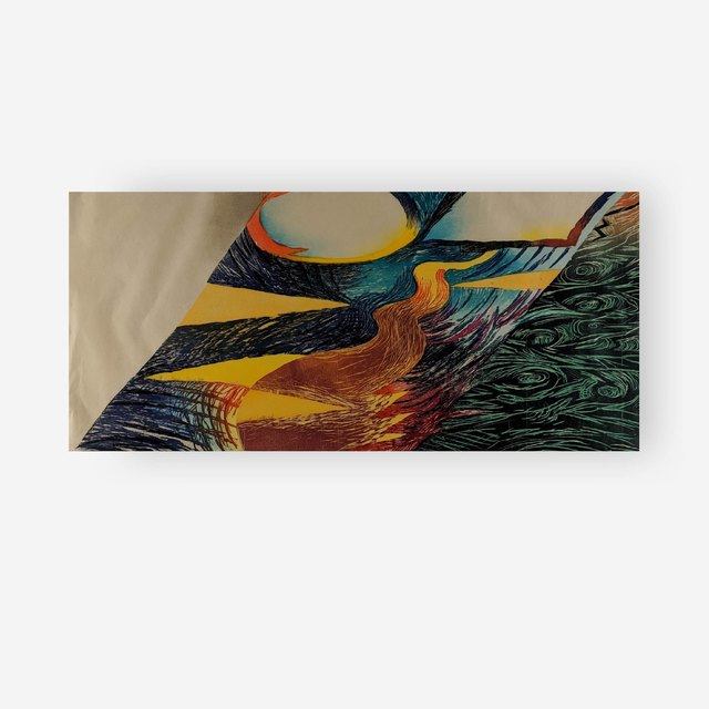 Karen Kunc, 'Crosscut Watershed', 1988, Capsule Gallery Auction
