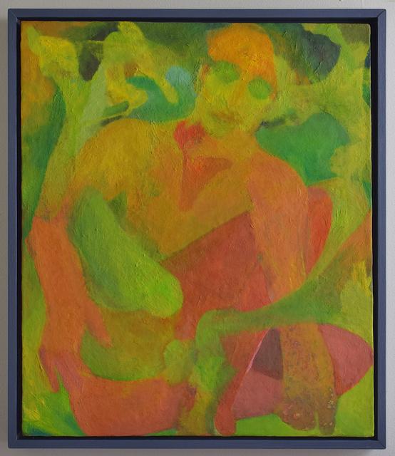 Drew Kohler, 'Self Portrait', 1018, John Davis Gallery