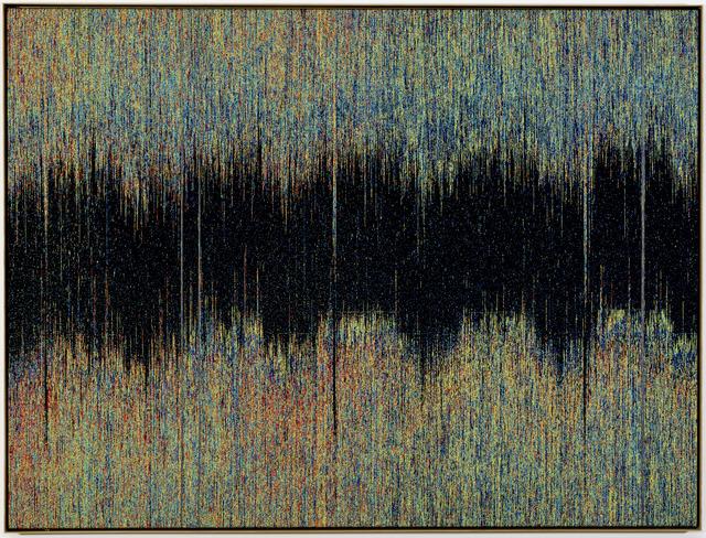 Susan Morris, 'Sun Dial: NightWatch Sleep/Wake 2010-2014 (MLS Version)', 2015, Bartha Contemporary