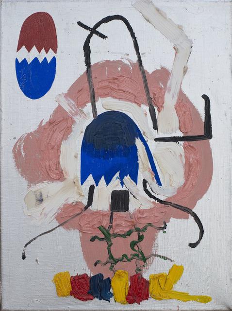 Marliz Frencken, 'Revelry breaks', 1985, Ornis A. Gallery
