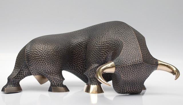 , 'Yannick Bull,' , art&emotion Fine Art Gallery