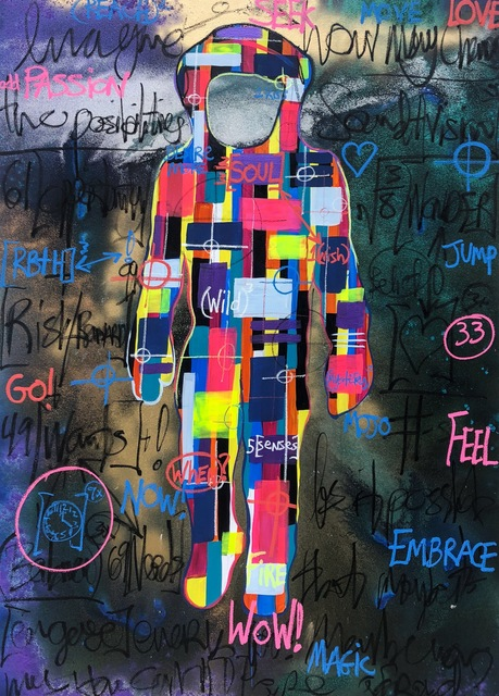 Brendan Murphy, '1 Vertical Move', 2019, Contessa Gallery