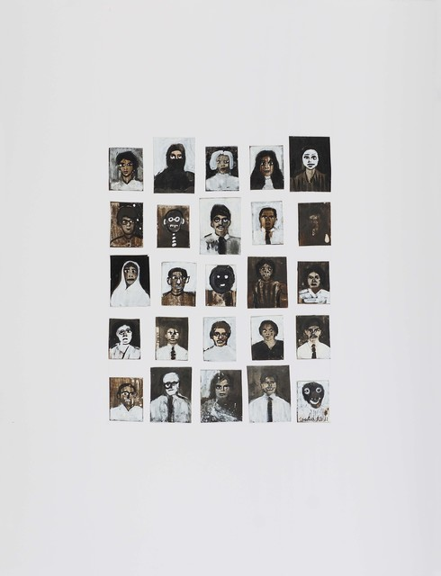 , 'Identity Crisis,' 2013, Saskia Fernando Gallery