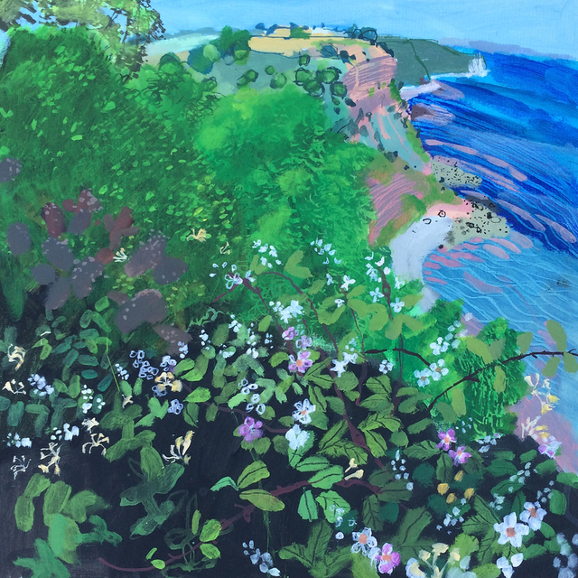 , 'From Salcombe Hill,' 2018, Hybrid Gallery