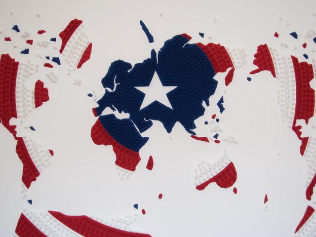 , 'Captain America,' 2015, Virginie Barrou Planquart