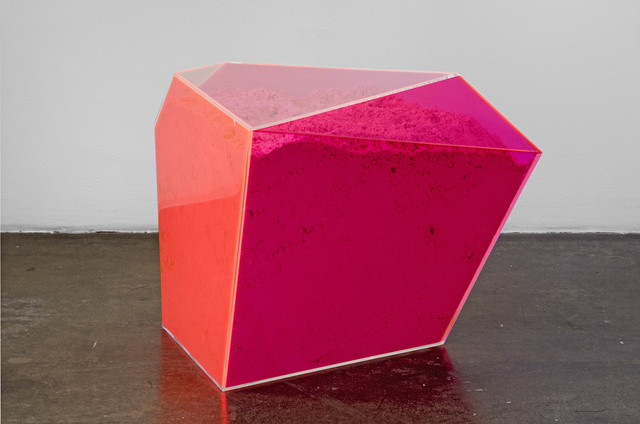 , 'Particle Dispersion: Hex Triplet Pink,' 2013, Shoshana Wayne Gallery