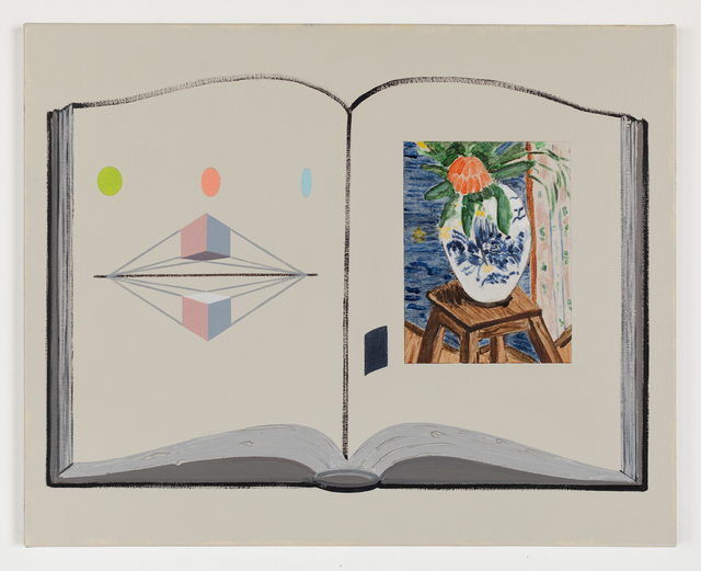 , 'The Book of Perspective, (Matisse),' 2019, Simone DeSousa Gallery