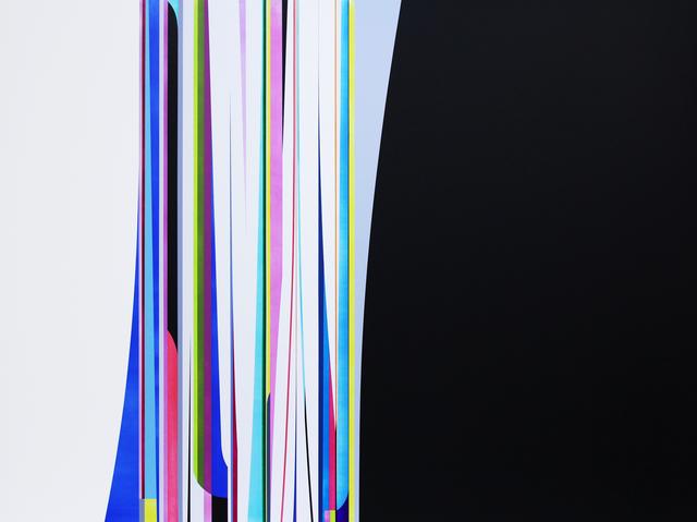 , 'Turnstile,' 2015, Bentley Gallery