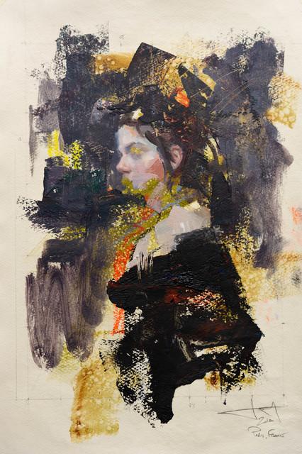 , 'Sunken,' 2018, Abend Gallery