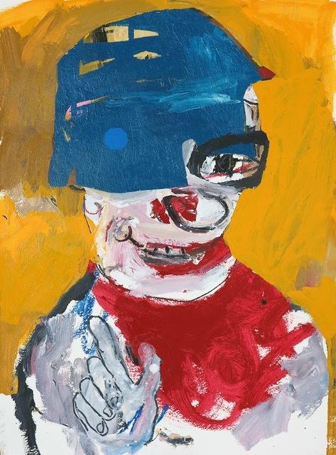 , 'Otro espía con mi ojo,' 2018, g.gallery