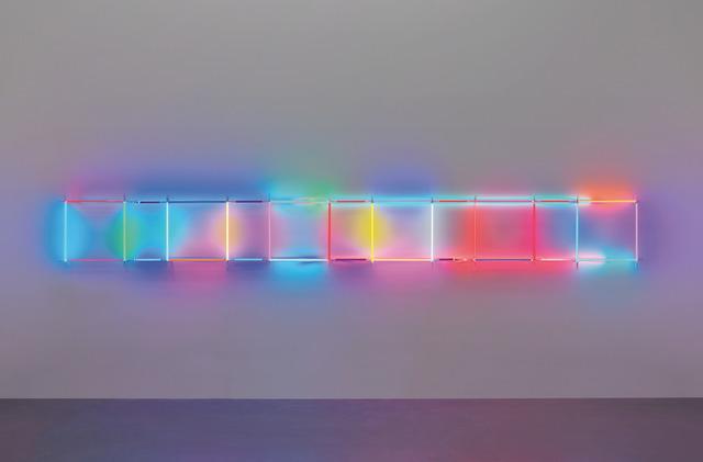 , 'Sextett,' 2016, Lange + Pult