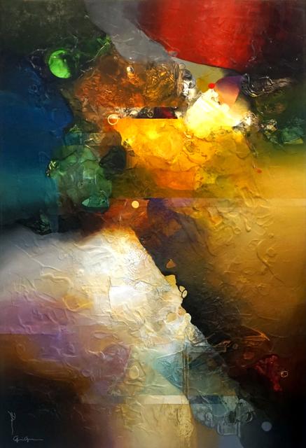 Pan QiQun, 'Yellow Mountain Summer Sky', 2015, Avran Fine Art