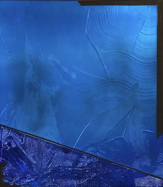 , 'Blue Bonetti,' 2018, Orth Contemporary