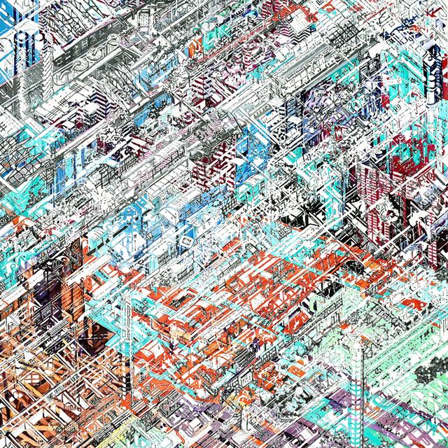, 'Mirage City III,' 2015, Gallery Hyundai