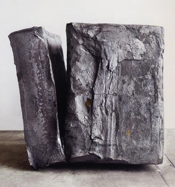 , 'Ferro spezzato,' 2009, Walter Storms Galerie