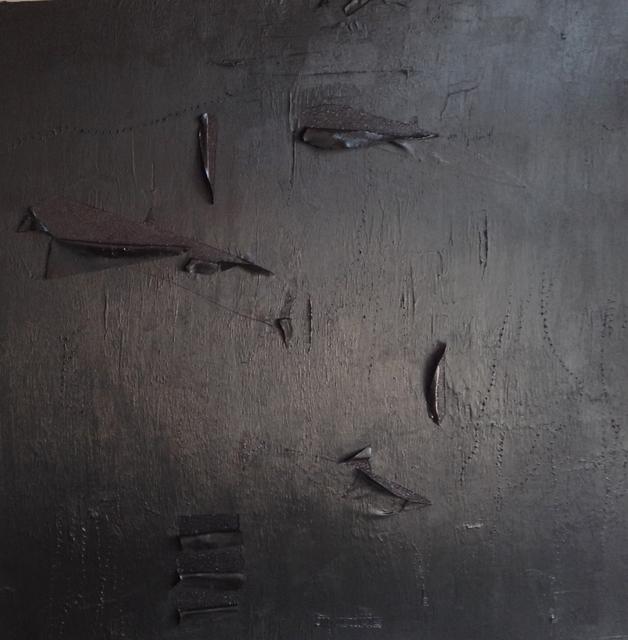 , 'Untitled, Black 2,' 2016, Kara Brooks