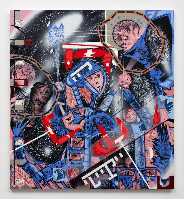 , 'Nocturne #4,' 2015, Lehmann Maupin