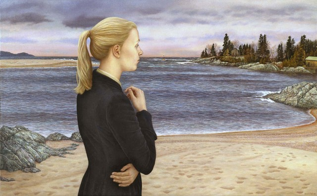 Valerie Palmer, 'Old Sea', Loch Gallery
