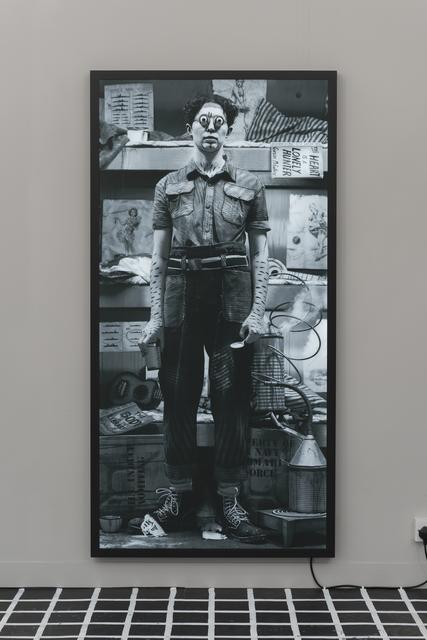 , 'Torpedo Juice,' 2017, Pilar Corrias Gallery