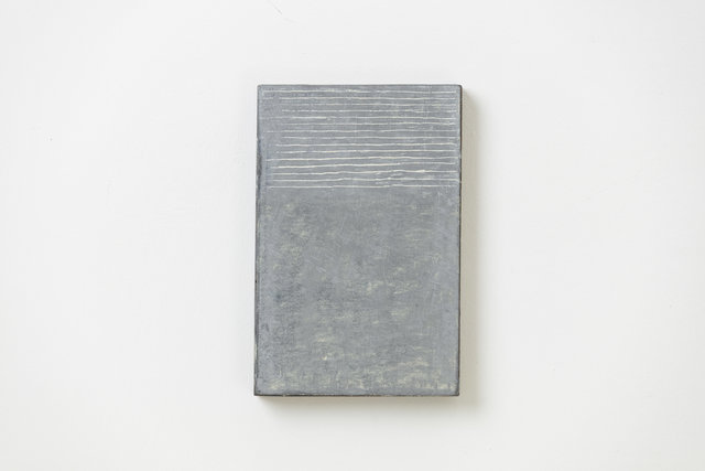 , 'Sift painting number four,' 2018, Purdy Hicks Gallery