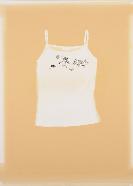 , 'Others, elsewhere_T-shirt,' 2012, 10 Chancery Lane Gallery