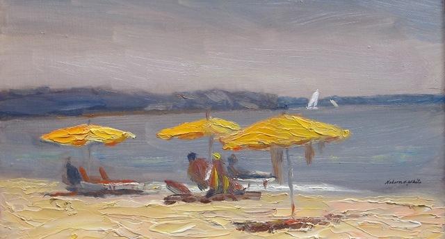 , 'Crescent Beach,' 2013, Grenning Gallery