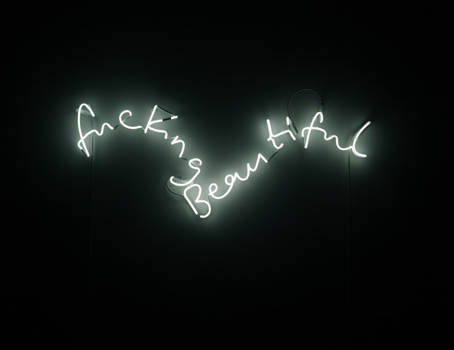 , 'fuckingbeautiful (detail, white version),' 2013, Blain | Southern